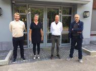 Werkbezoek fractie CDA Rucphen